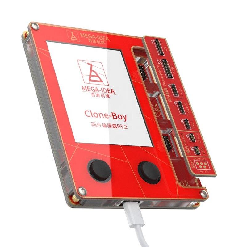 QianLi Mega-Idea LCD Screen True Tone Repair Programmer Vibration Photosensitive for IPhone7 8 8p x XR XS Max 11 11Pro max